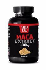 Muira puama Tribulus - PREMIUM MACA Blend 1600 MG - gain muscle faster - 60 Tab