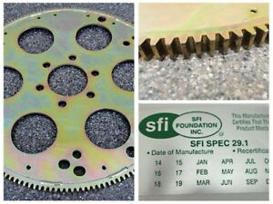 BUICK 231/3.8L GRAND NATIONAL S.F.I HEAVY DUTY STEEL FLEXPLATE NO WEIGHT 160T