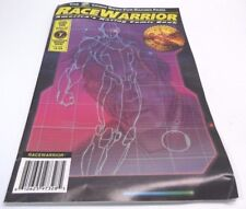 Race Warrior America's Racing, The Comic Book for Racing Fans Comic Book