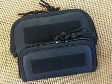 Knife Storage Heavy Duty Zippered Pouches Case Small/Medium Lot of 2