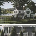 """36W""""x24H"""" THE COUNTRY INN by BILL SAUNDERS - VACATION RANCH COTTAGE LAKE CANVAS"""