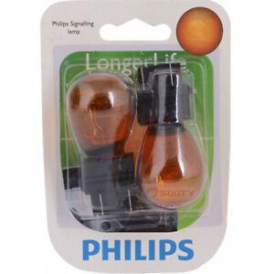 Philips 3457NALLB2 Long Life Turn Signal Light Bulb for BP3457NALL kx