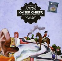 Kaiser Chiefs The Future Is Medieval NEW CD