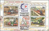 Ireland #959a MNH s/s