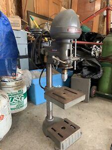 Vintage Delta Rockwell Homecraft  Benchtop Drill Press