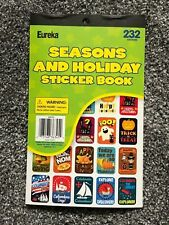Eureka Sticker Book