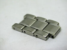 Genuine Stainless Steel Seiko Link for Men's Chronograph SNAE95