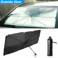 Foldable Car SUV Windshield Sunshade Front Window Cover Visor Sun Umbrella Shade