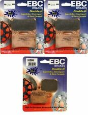 EBC HH Front + Rear Brake Pads (3 Sets) 2008-2014 Ducati Monster 696 and 796