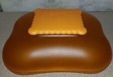 Blu Alessi ASG07 AZ Mary Biscuit Biscottiera in Resina Termoplastica