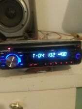 New listing Kenwood Car Stereo Kdc Mp242 Am/Fm, Cd, Receiver used - no remote or trim pc.