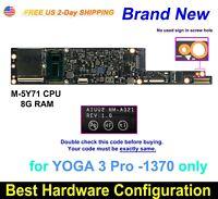 Lenovo YOGA 3 Pro 1370 CPU Intel M-5Y71 8GB AIUU2 NM-A321 5B20H30466 Motherboard
