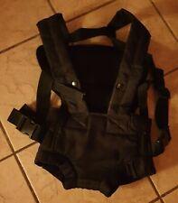 Safety 1st Babytrage Kindertrage Bauchtrage Rückentrage - schwarz