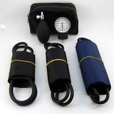 3 x CUFF BP Monitor manual Professional NHS Aneroid Sphygmomanometer kit