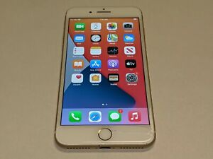 Apple iPhone 7 Plus A1661 128GB Gold/White Verizon Smartphone/Phone *Smashed*