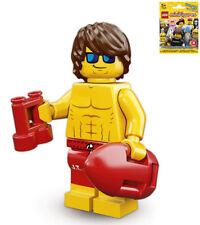 LEGO 71007 MINIFIGURES Series 12 #07 Lifeguard