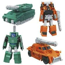 Hasbro Transformers War for Cybertron: Earthrise Micromasters Military Patrol Ac