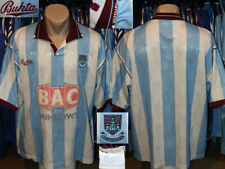 Old Vintage West Ham United (The Hammers) Bukta 1991/1992 Away Jersey Shirt