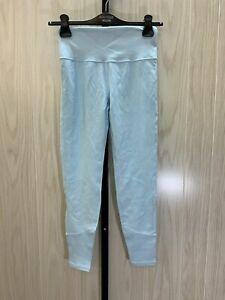 Alo Yoga High Waisted 315B Leggings - Women's Size S, Blue