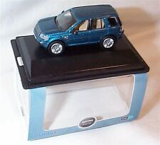 Land Rover Freelander in Mauritius Blue 1-76 Scale Mib