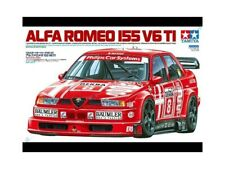 Alfa Romeo 155 V6 Ti Model Kit 1:24 Scale >>>Shipping combined<<<<  Tamiya 24137