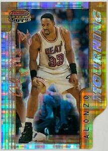 1996-97 BOWMANS BEST CUTS ALONZO MOURNING ATOMIC REFRACTOR