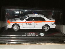 "DE AGOSTINI ""POLICE CARS OF THE WORLD"" BMW 525 SWISS POLICE CANTON TICINO"