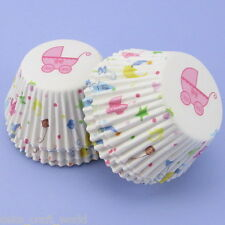 Baby Shower Design Muffin Cases - Pack Of 100