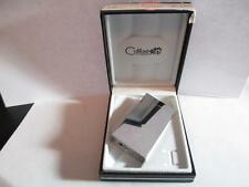 NO LONGER AVAILABLE Silver Polished Colibri Ice cigar Lighter HIGH END