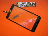 VETRO + TOUCH SCREEN per ACER LIQUID Z520 LCD DISPLAY VETRINO NERO BLACK b520