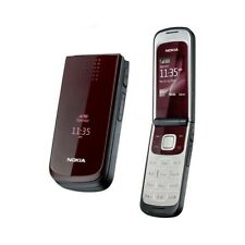 Phone Mobile Phone Nokia 2720 Fold Red Gsm Camera Top Quality