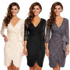In Größe 42 Damenkleider aus Polyester für Cocktail-Anlässe