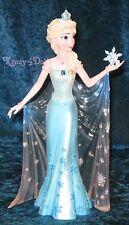 Disney Couture De Force Frozen Elsa Snow Queen Statue Figurine Let It Go