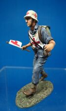 Figarti 54mm ww2 German medic w/Red Cross flag very rare 2011 FG2011 MIB oop