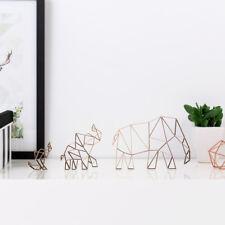 "Kleinlaut 3D-Origami ""Elefantenfamile"" 32 Far. & 5 Größen Geschenkidee Gebutstag"
