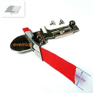Swing Away Adjustable Raw Edge Single Fold Binder For Brother Db2-B737 B735 755