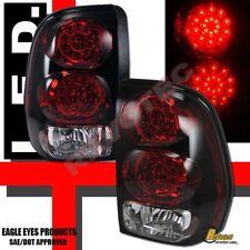 2002-2009 Chevy Trailblazer Red LED Tail Lights Plug & Play 1 Pair