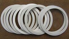 10 guarnizioni in gomma per coperchio in vetro Kilner Barattoli. ORIGINALE Vuoto Sigillare