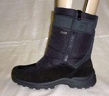 Stiefel von ROHDE Sympatex Tetil-Lederimitat schwarz Warmfutter Euro Gr. 38 UK 5