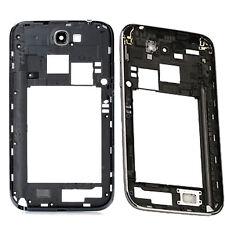 Samsung Galaxy Note 2 N7100 Middle Camera Lens Back Chassis Bezel Frame Black UK