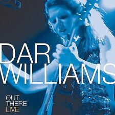 Dar Williams Out There Live CD Jan-2001 Razor & Tie Folk Rock Singer/Songwriter