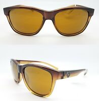 NEW Suncloud sunglasses Pageant Brown Fade Sienna Mirror Polarized Medium fit