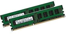 2 x 4 GB, 8 GB di RAM per Dell Optiplex 580 SFF DDR3 1333 MHz di memoria PC3-10600U