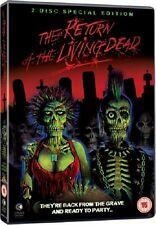 Return Of The Living Dead - 2 Disc DVD - Uncut - OOP - Dan O'Bannon