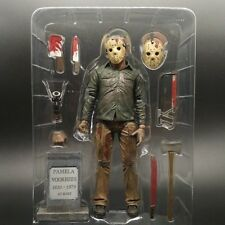 Jason Voorhes Action Figur Friday the 13th Film Movie Freddy vs. Horror Sammlung