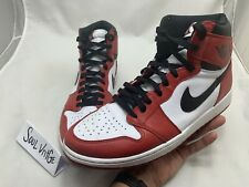 AIR JORDAN 1 CHICAGO 2015 SIZE 12 WITH LACES USED!