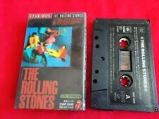 Vintage! 1989 THE ROLLING STONES / STAR BOX / JAPAN CASSETTE TAPE / UK DESPATCH