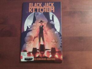Black Jack Ketchum Graphic Novel