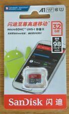 SanDisk Ultra Extreme Tarjeta Micro SD de memoria 32GB