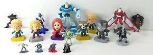 Kids Small Toys Mixed 17 Piece Lot